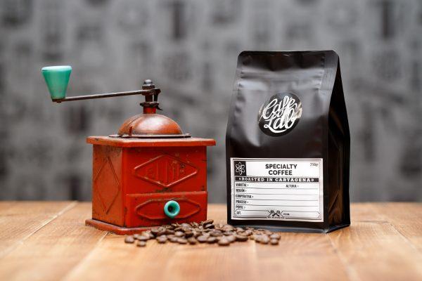 Yirgacheffe café