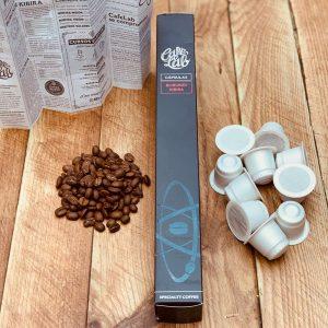 capsulas de cafe de especialidad compostables