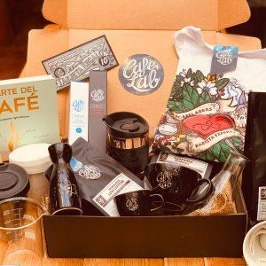 café de especialidad y complementos de café a medida