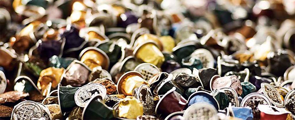 cápsulas de aluminio contaminan el medio ambiente