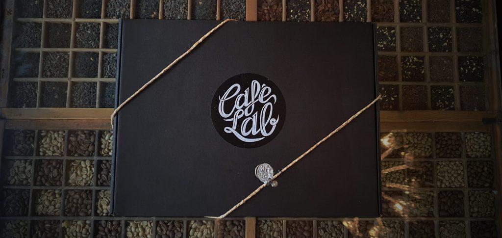 Tienda de café de especialidad. CafeLab